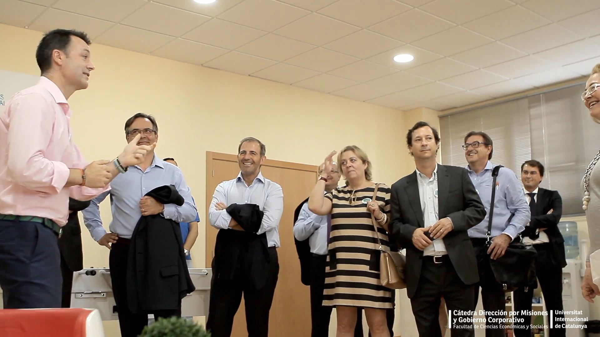 Vygon España Hosts The Vii Business Meeting Direccion Por